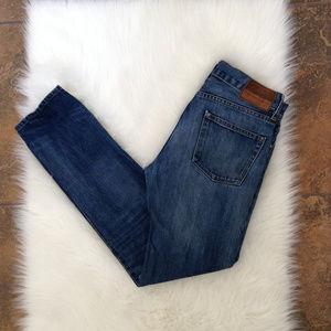 J. Crew Every Stitch Considered Straight Leg Jeans